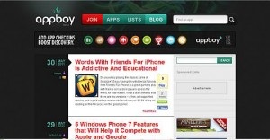 The AppBoy Blog is a great place to have your app reviewed