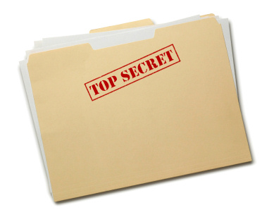 top secret app