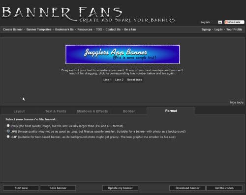 file format for app banner image