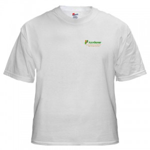 AppsGeyser t-shirt giveaway
