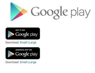 Google Play Icon - AppsGeyser