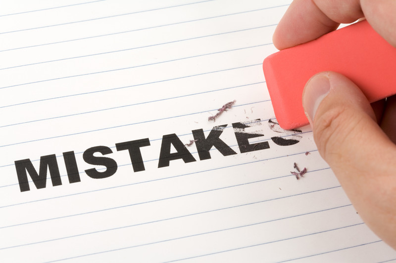 5 Rookie App Mistakes And Why To Erase Them