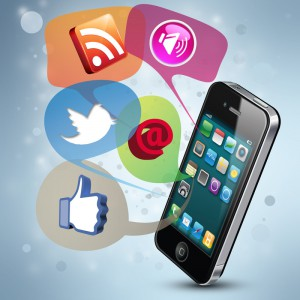 social media marketing for mobile apps