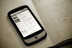 well planned mobile app - evernote