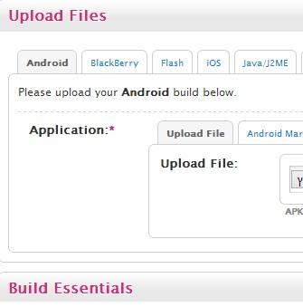 upload apk to getjar - AppsGeyser