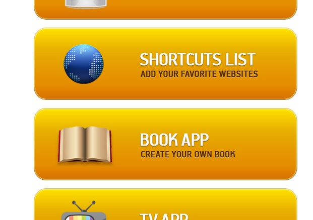 new feature the book android app making tool template