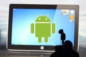 Android tablet app