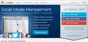 hootsuite home page 4