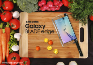 Build apps for your Galaxy Blade Edge