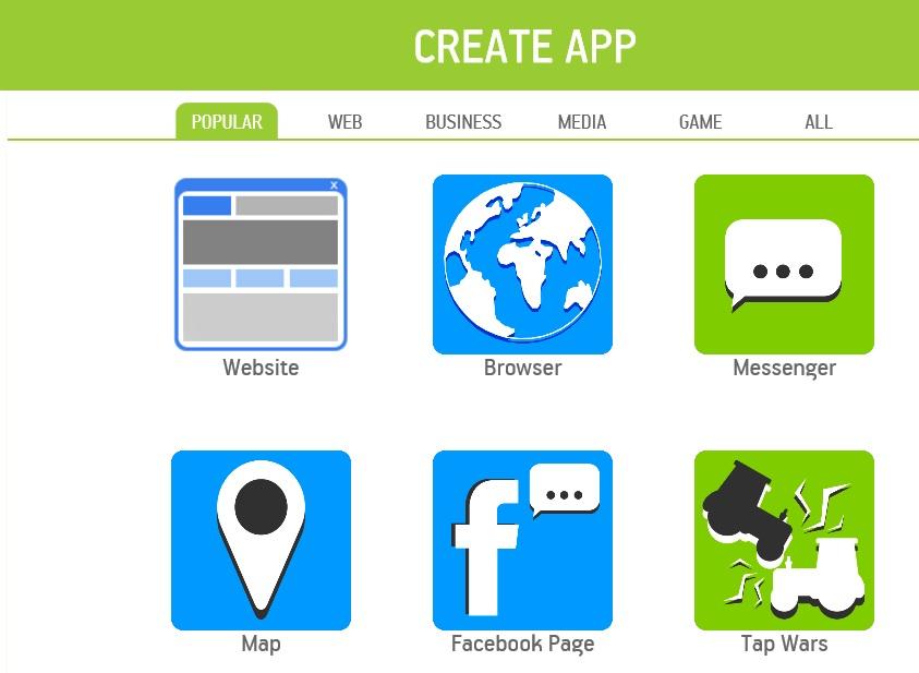 How To Make An App Appsgeyser Blog
