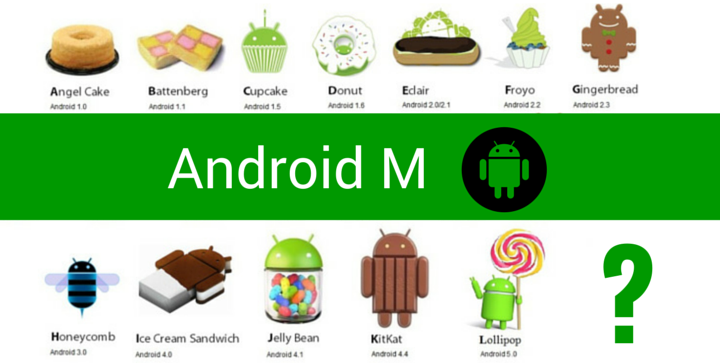 Android M Has Arrived – Marshmallows Are Here