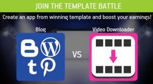 app template battle