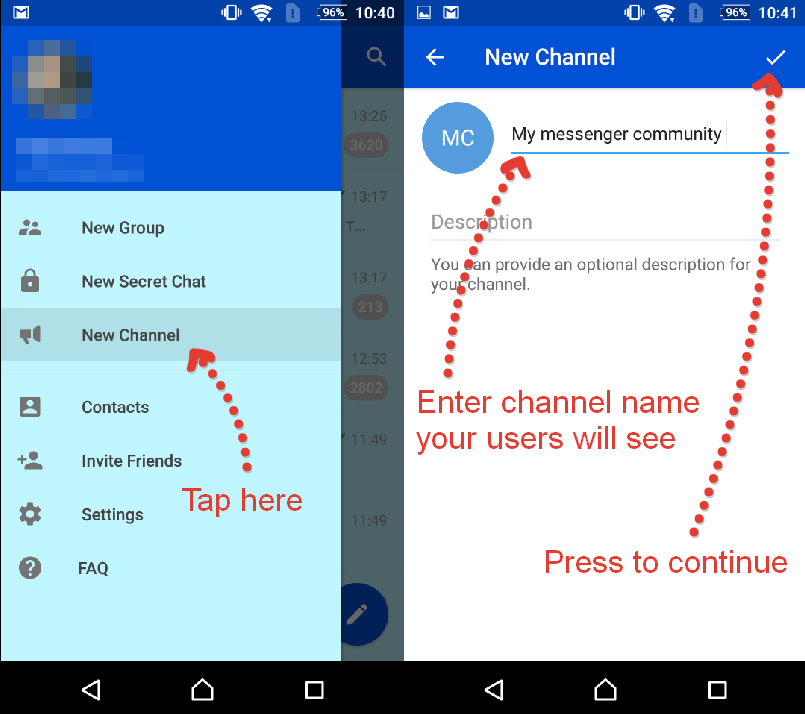 The best: how to get channel invite link telegram