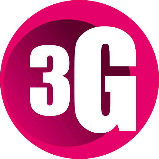 3G browser app icon