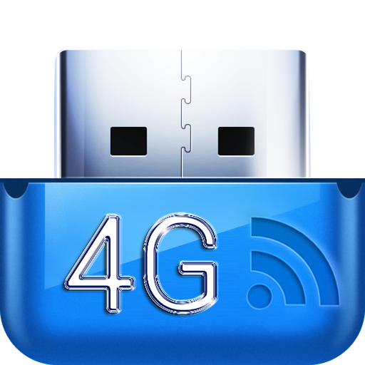 4G WiFi browser app icon