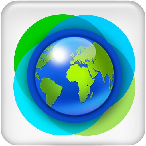 World browser app icon