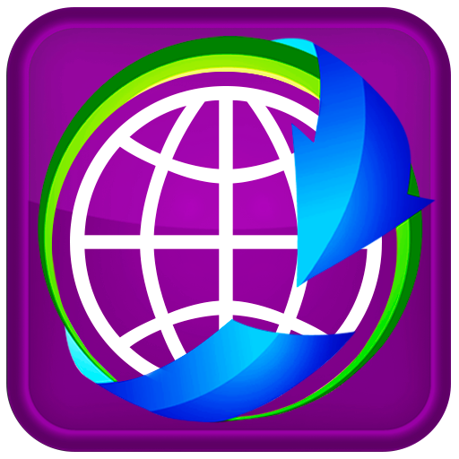 Connect icon for browser app