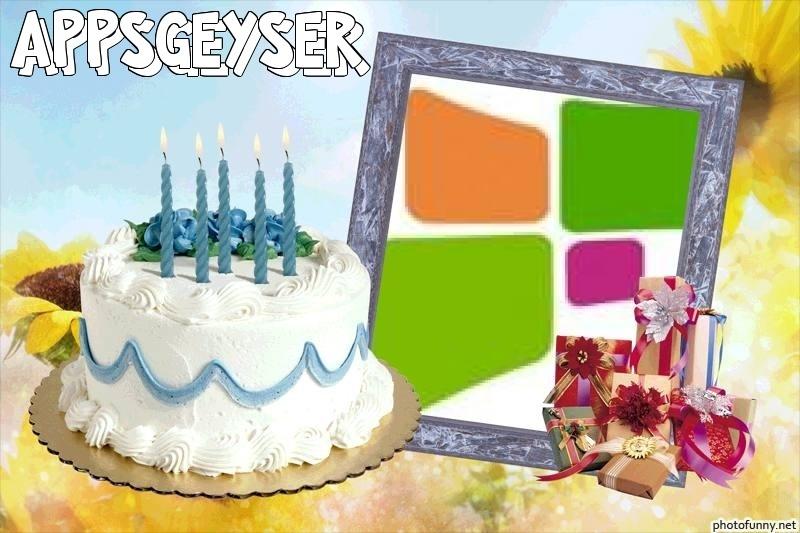 Happy Birthday AppsGeyser