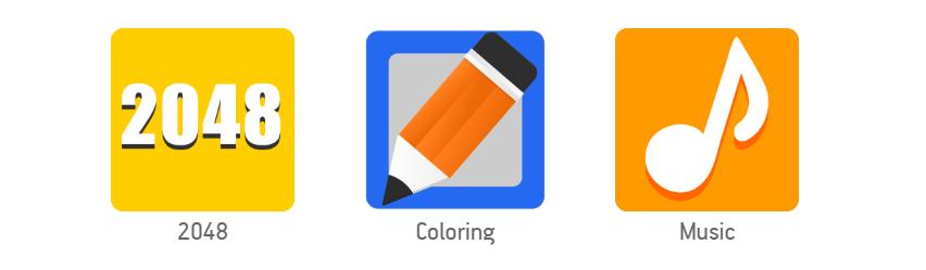 Choose Coloring App Game Template