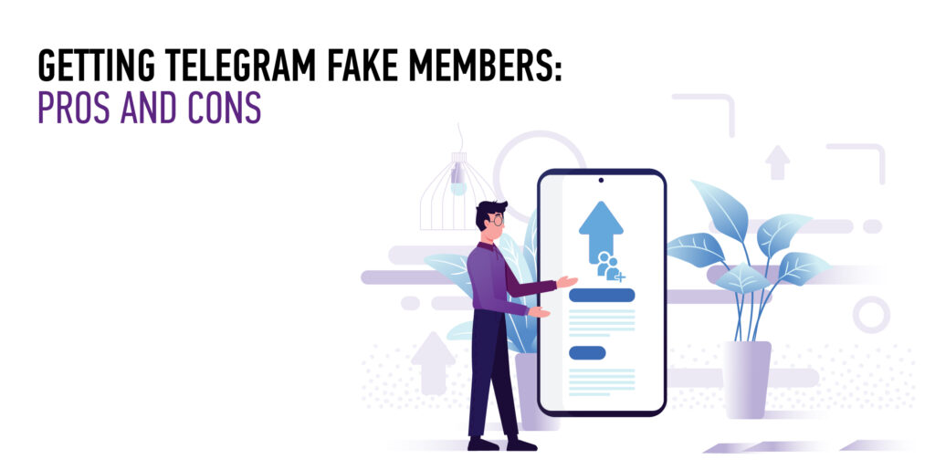 why you should not buy fake members for telegram
