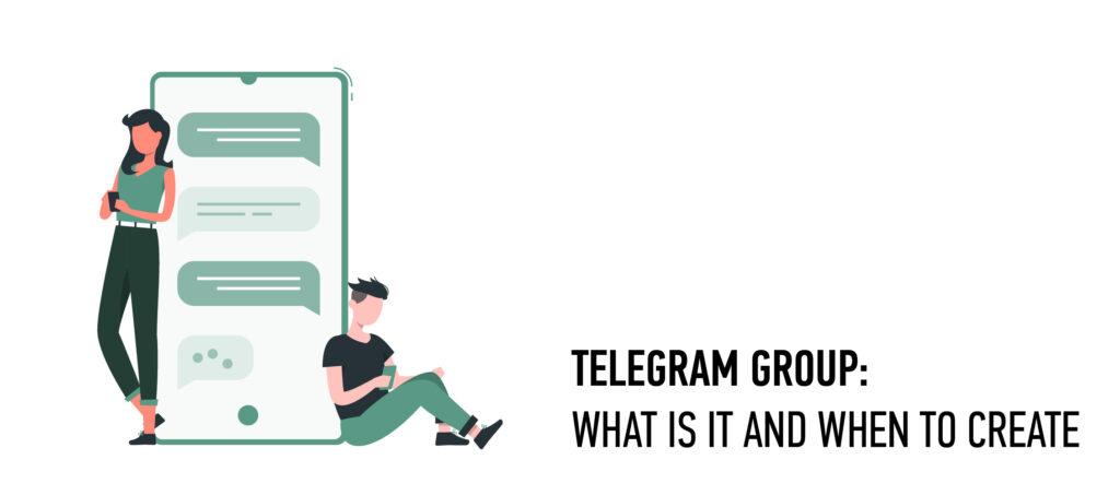 telegram group for business