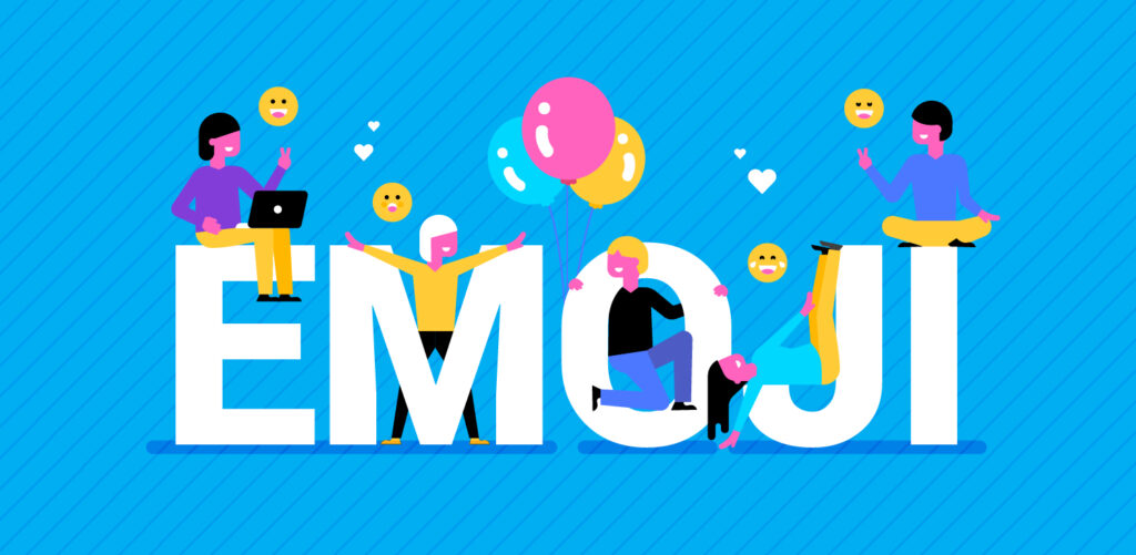 Emojis Marketing for Android App