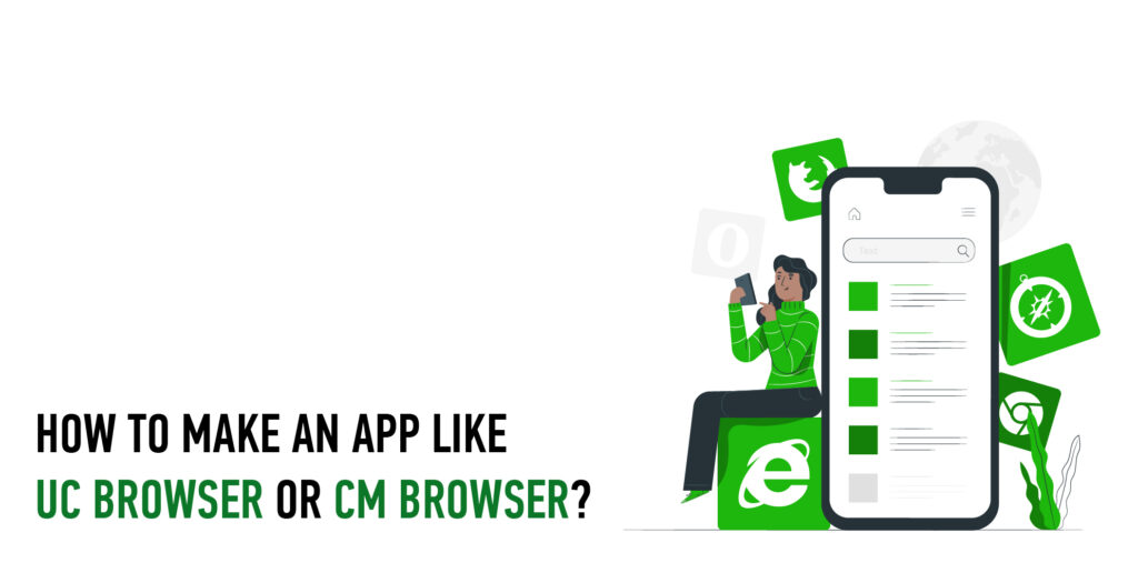 make app like uc browser or cm browser