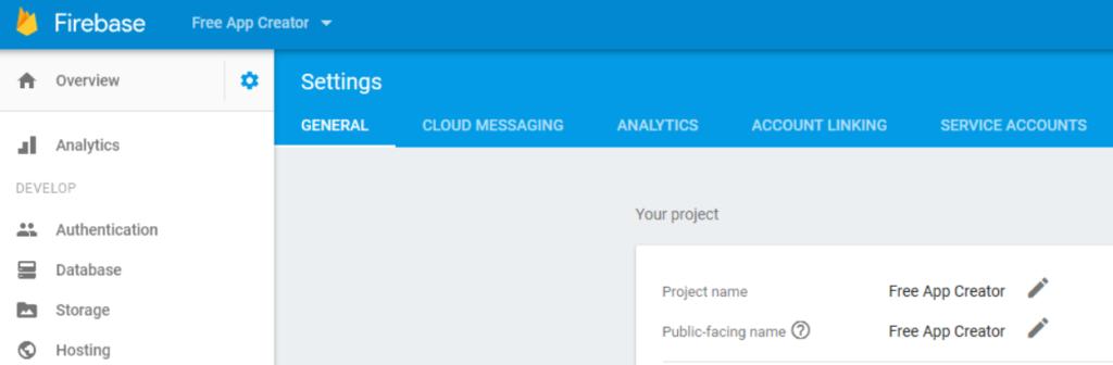 Cloud Messaging to send app notifications