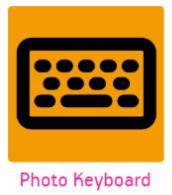latest phot keyboard app template