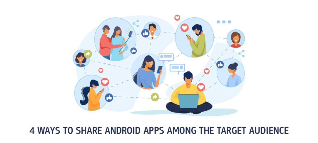 4 Ways to Share Android Apps