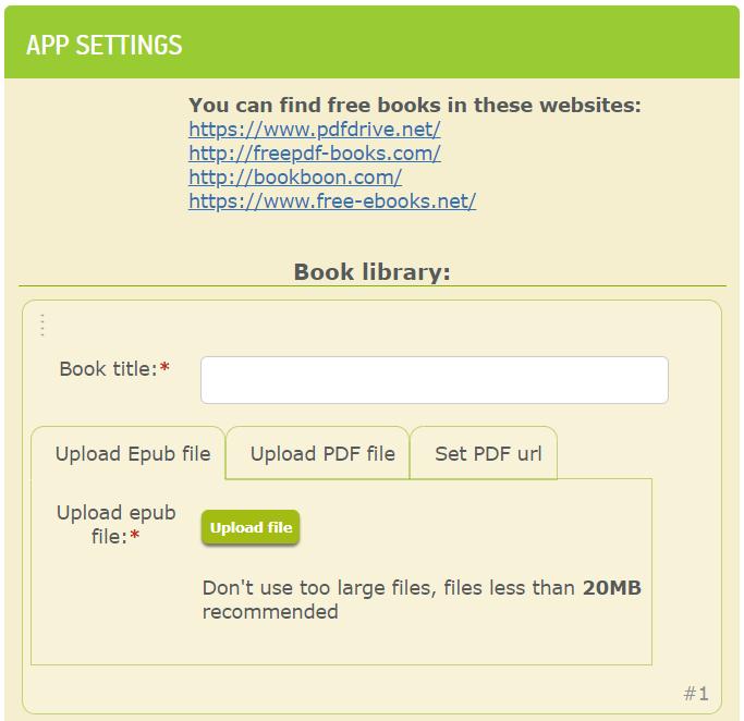 choose ebook resources