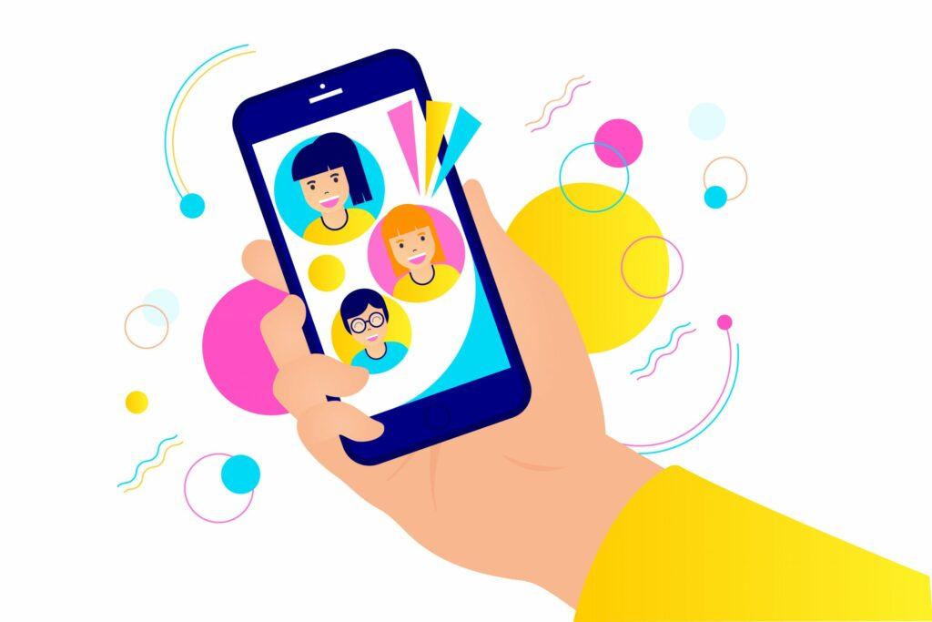 Make an app like Skype or Hangouts