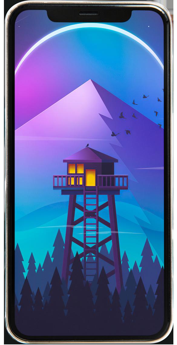 make wallpaper app