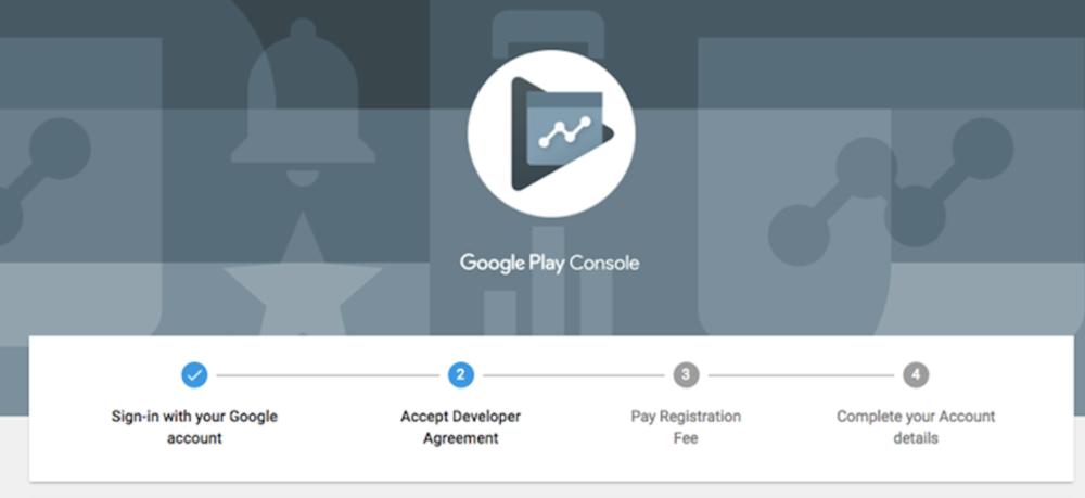 Register Google Developer Account
