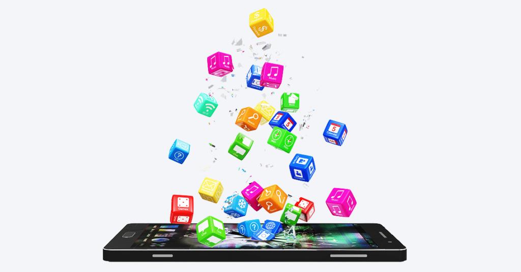 App Downloads Social Media