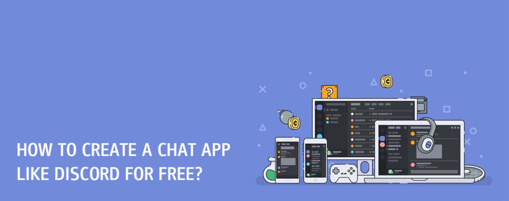 create app like discord