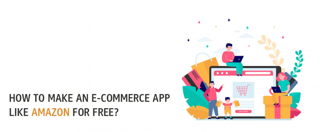 E-Commerce App Like Amazon