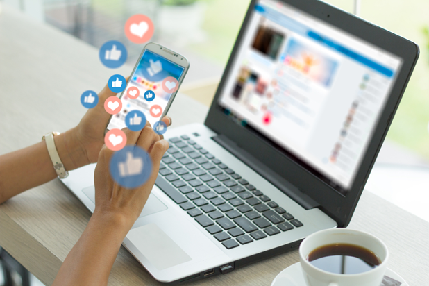 social media pandemic