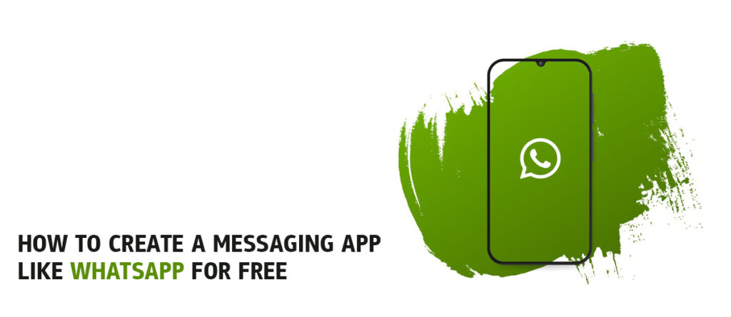make an app like whatsapp