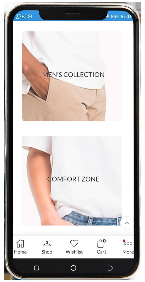make woocommerce app