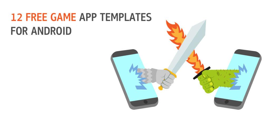 12 free game templates