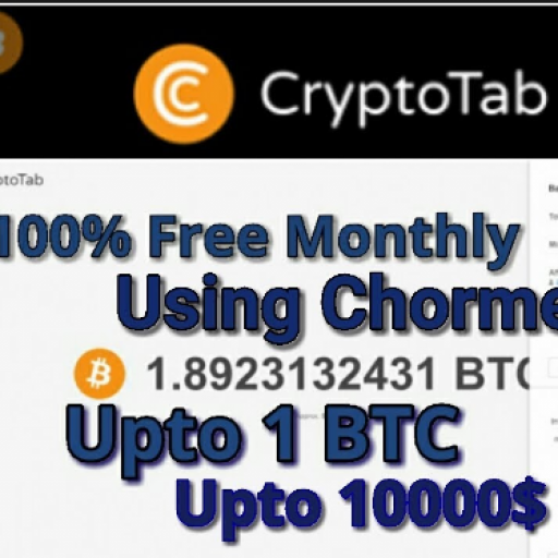Crypto Tab Mining From Your Google Chrome For Free Android