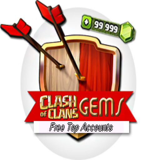 clash of clans accounts giveaway Android App - Download